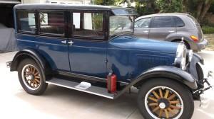 Whippet Good: 1928 Willys Overland Whippet