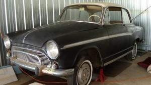 Pardon My French: 1960 Simca Aronde