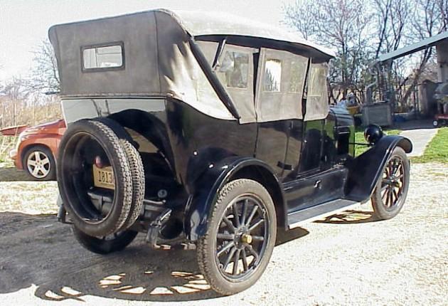 1923 Durant