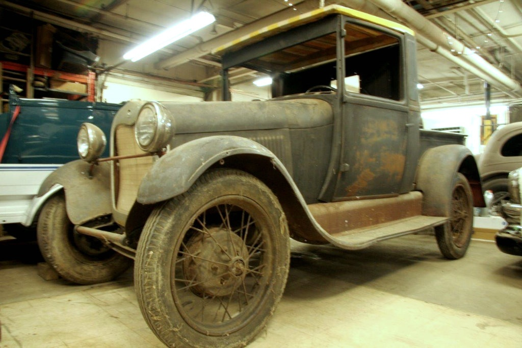 Rust Free Runner: 1929 Ford Model A Truck