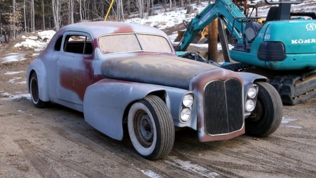 1946 Ford Coupe Custom