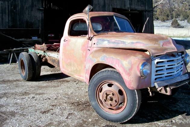 1949 Studebaker 2R17