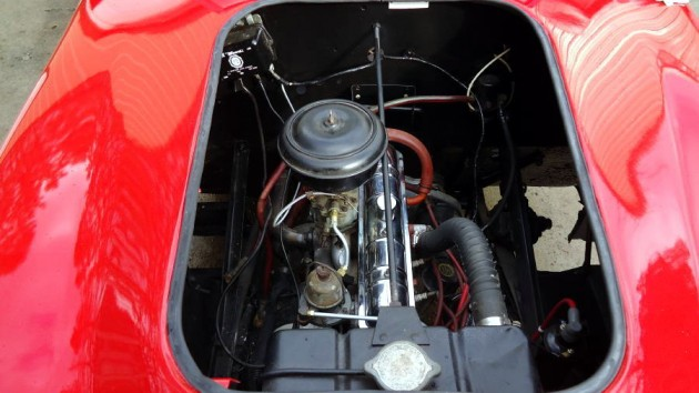 1951 Crosley Hotshot Engine