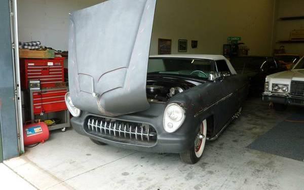 1953 Mercury Convertible Custom
