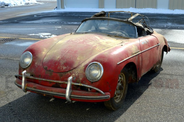 Barn Finds Dirty Old Cars For Sale