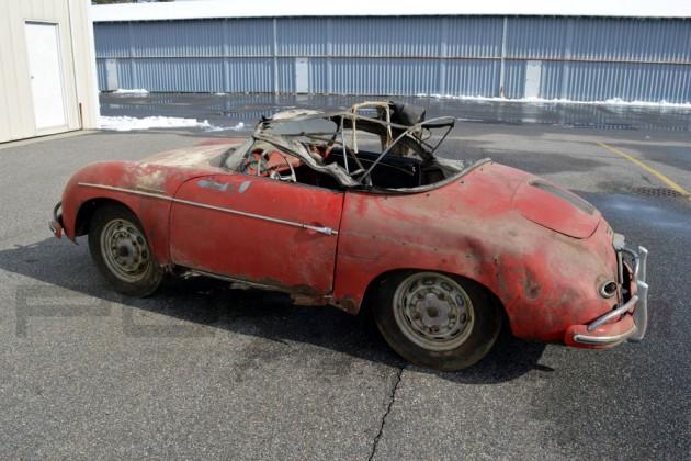 1957 Porsche Speedster Find
