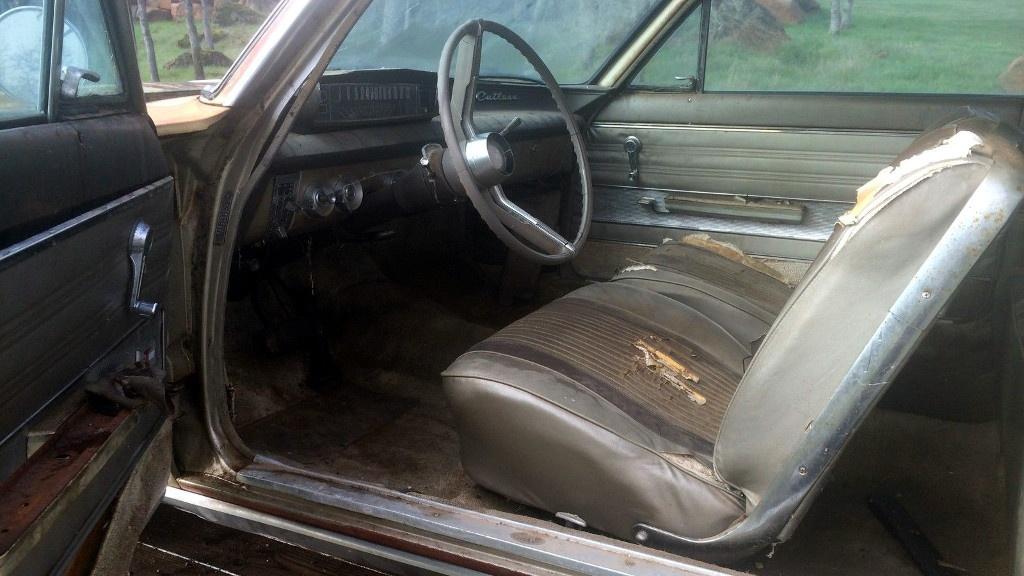 Craigslist Com Sacramento >> Little Sleeper: 1961 Oldsmobile Cutlass F-85