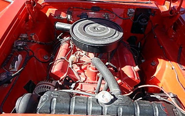 1962 Dodge Dart Wagon 318 Engine