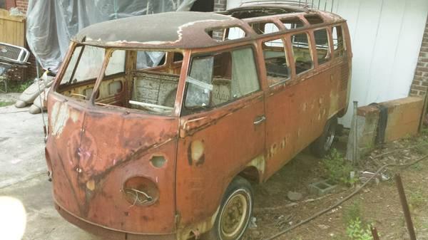 1964 VW Transporter