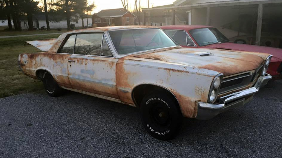 How Do You Know When Your Transmission Is Going Out >> Roller Only: 1965 Pontiac GTO