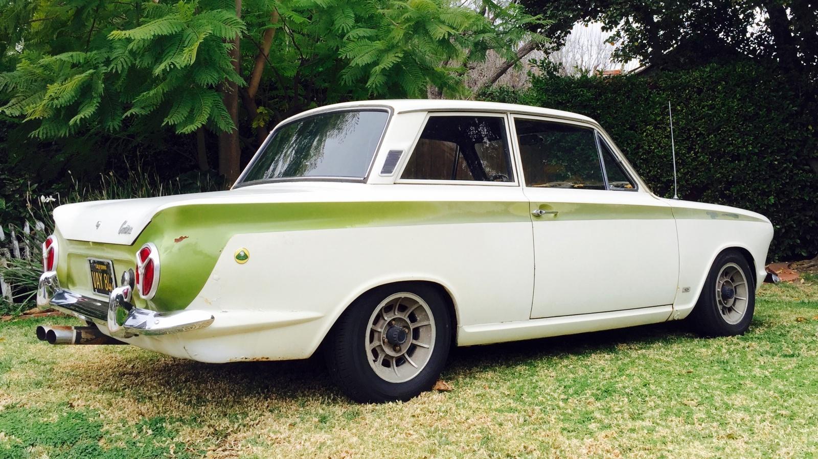 Bf Exclusive 1966 Lotus Cortina