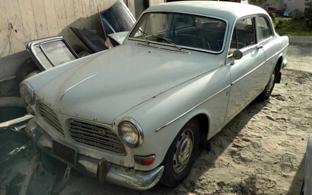 Volvos For Sale >> 200,000 Miles: 1967 Volvo 122S