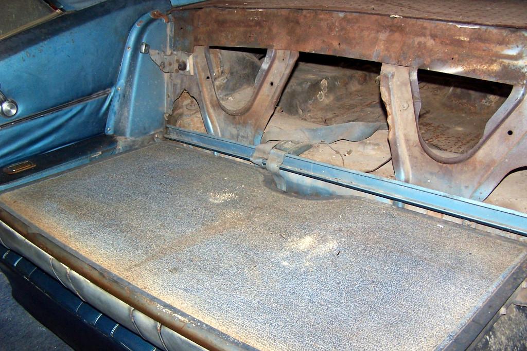 Estate Sale Season 1968 Camaro Ss
