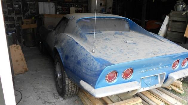 1968 Corvette L79