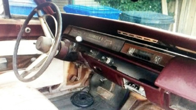 1968 Plymouth GTX Interior