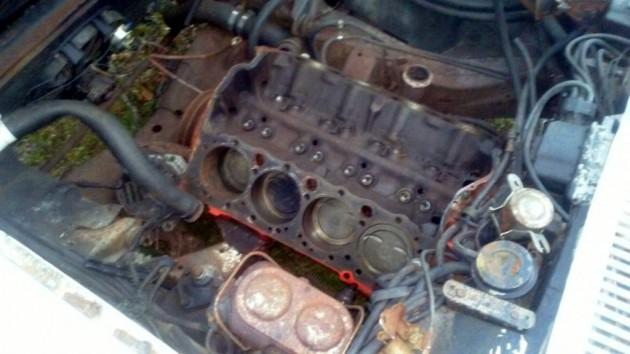 1970 Corvette Engine