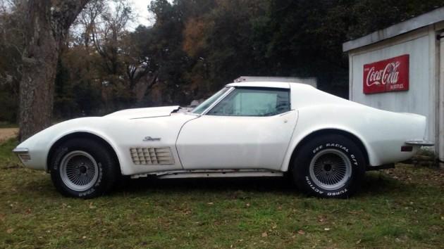 1970 Corvette Project