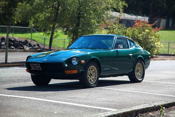 1971 Datsun 240Z: Looks Good But Needs Work