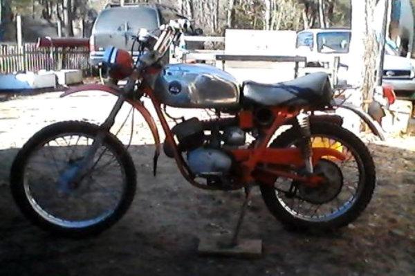1972 Hodaka Ace 100