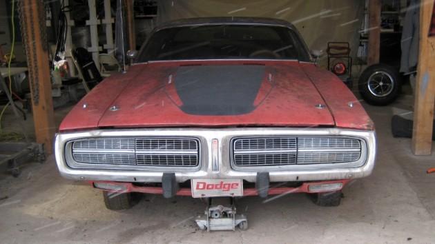 magnum barn find 1973 dodge charger 340 Custom Dodge Magnum