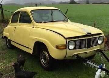 Scandinavian Save: 1973 SAAB 96