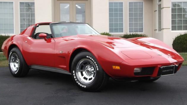 1977 Corvette Survivor