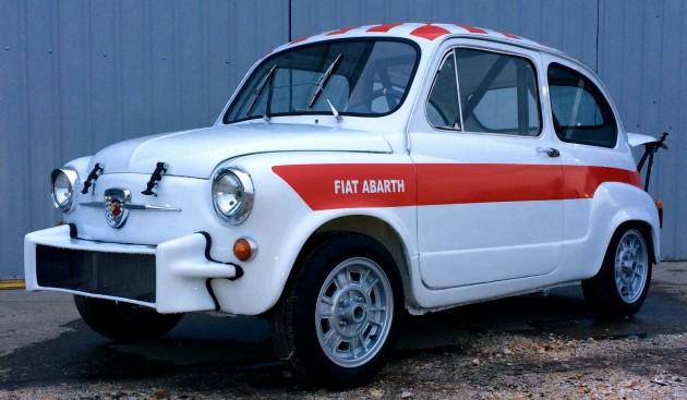 1978 Fiat Abarth 850 TC replica