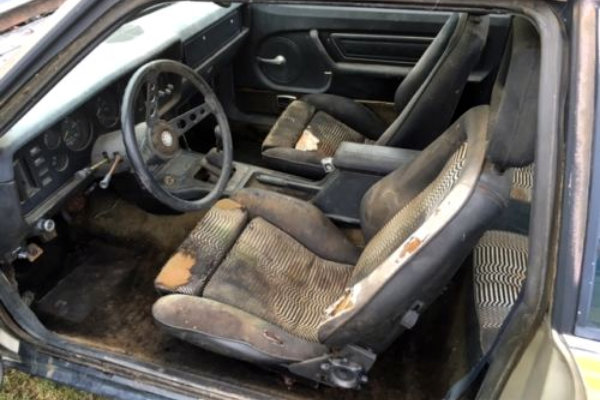 1979 Ford Mustang Interior