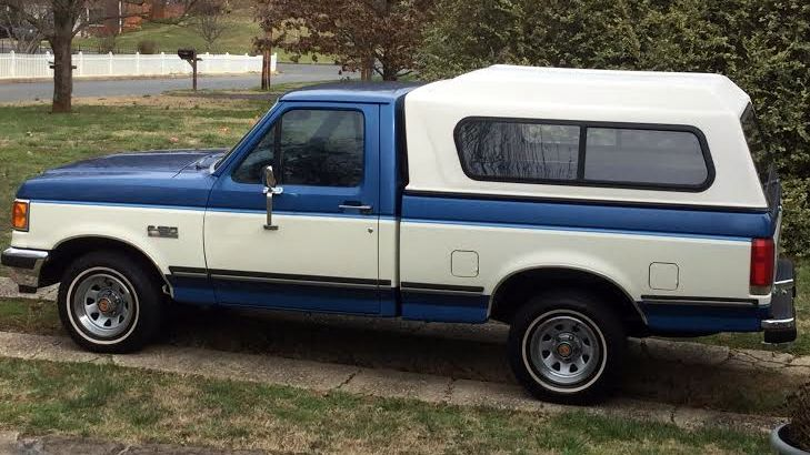 Bf Exclusive 1990 Ford F 150