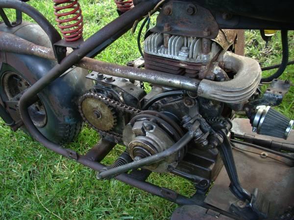 '57 Cushman engine