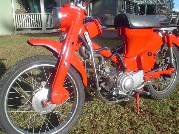 '66 Honda