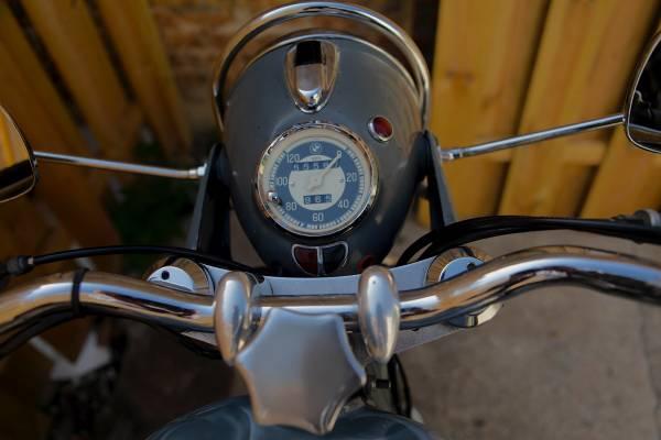 '69 R250 speedo