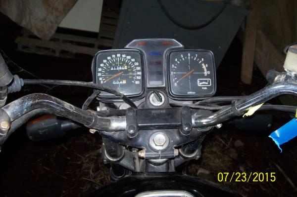 '78 Yamaha gauges