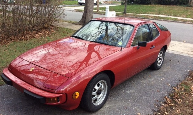 Buying the Best: 1978 Porsche 924