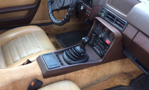 Buying the best 1978 porsche 924 for Porsche 924 interieur