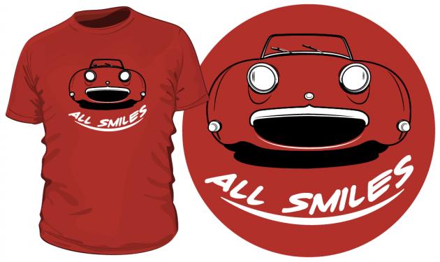All Smile Sprite T-Shirt