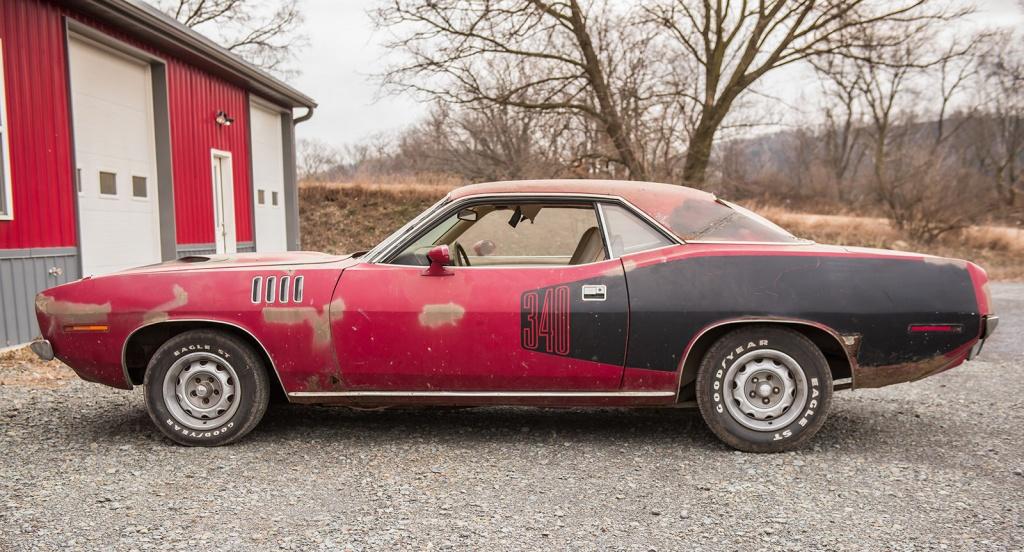 Barracuda Car 1971 For Sale