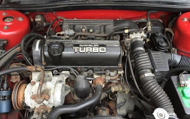 Chrysler Turbo Four