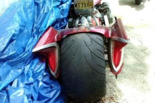 Corvair Motorcycle