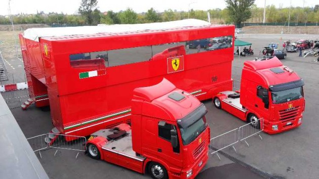 Ferrari F1 Trailer