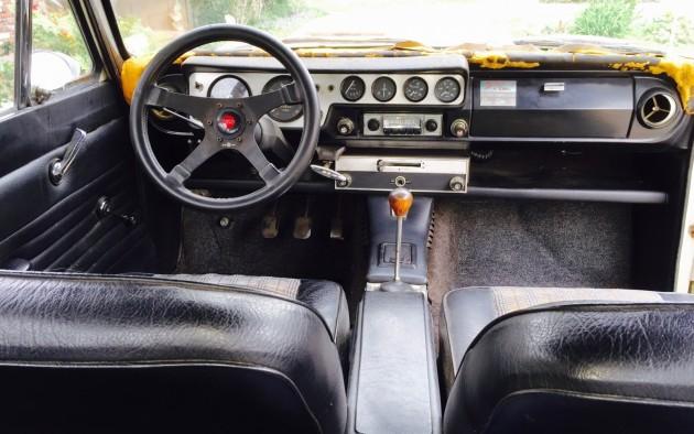 Lotus Cortina Dash