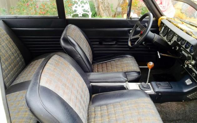 Lotus Cortina Seats
