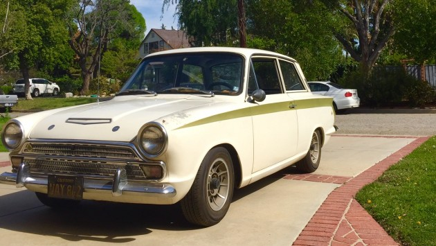 Success Story: Lotus Cortina Sold Within A Week!