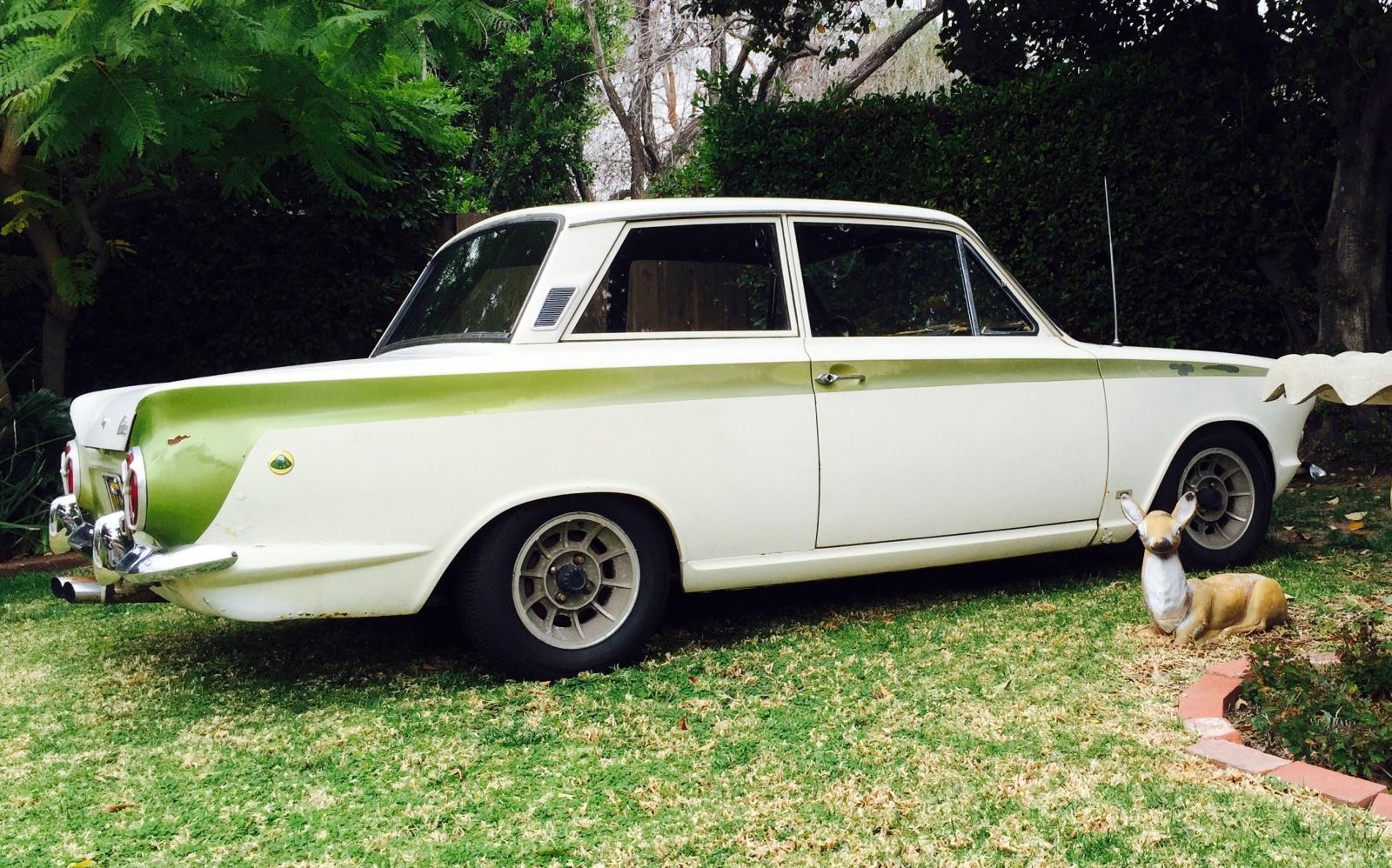 BF Exclusive: 1966 Lotus Cortina