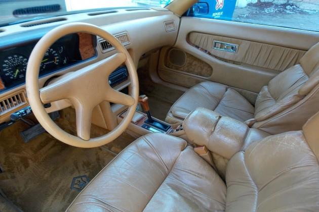 Plush Leather Interior