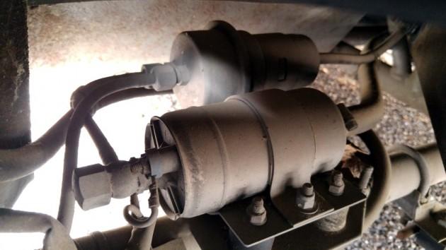 TVR Tasmin Fuel Pump