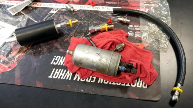 TVR Tasmin Fuel Pumps