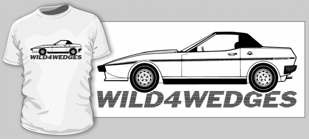 "Last To Chance To Get Your ""Wild4Wedges"" T-Shirt!"
