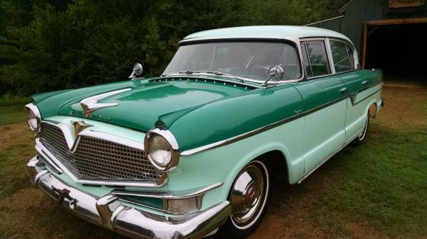 Survivor Or Restored? 1956 Hudson Hornet