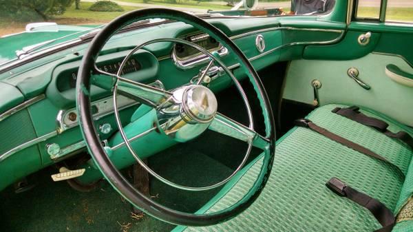 Survivor Or Restored 1956 Hudson Hornet